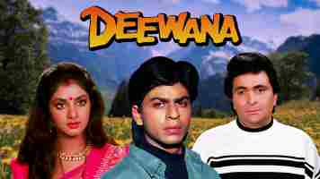 Aisi Deewangi Song Lyrics From Deewana Movie In Hindi