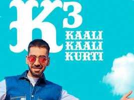 Kaali Kaali Kurti Song Lyrics From Maninder Buttar In Hindi
