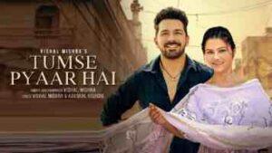 Tumse Pyaar Hai Song Lyrics From Vishal Mishra In Hindi